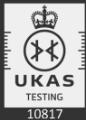 United Kingdom Accreditation Service No 10817